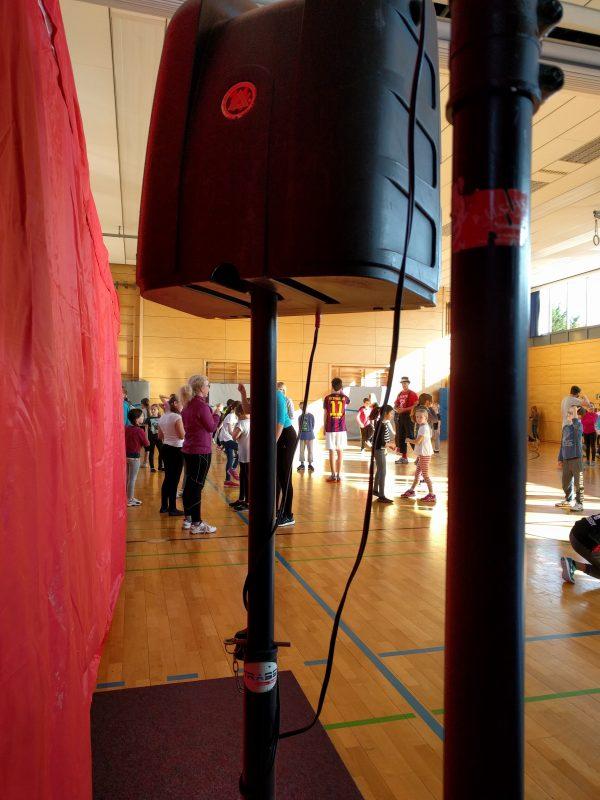 Zirkuswoche behind the scenes