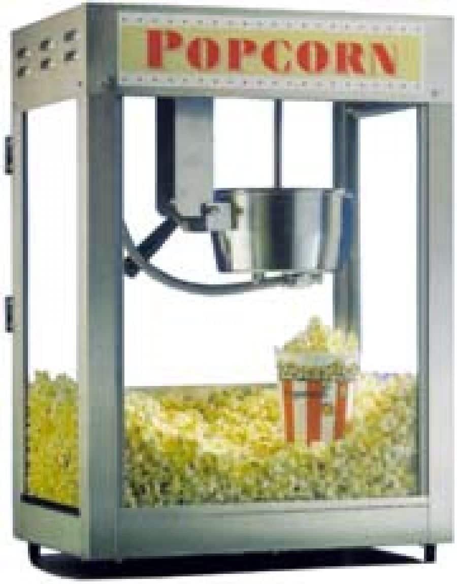 Popcornmaschine (14oz)