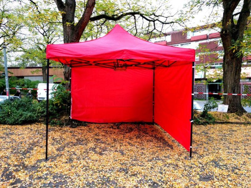 Pavillon-rot