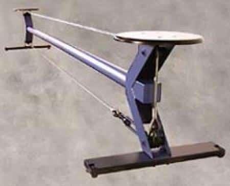 Bild einer Seillaufanlage
