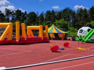 Sportplatz Spielefest