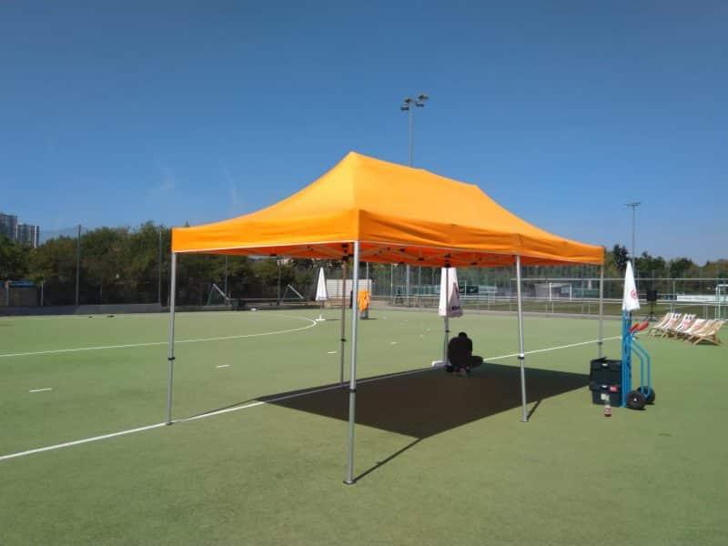 Pavillon Sportplatzfest