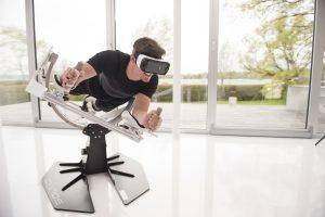 VR Flugsimulator ICAROS