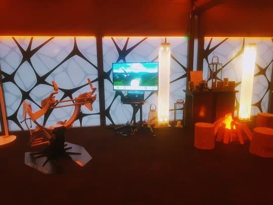 Icaros Event Setup