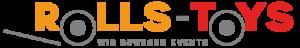 Rolls Toys Logo Header