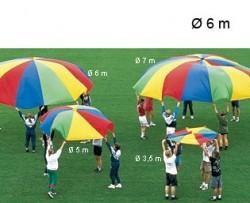 Schwungtuch Fallschirm