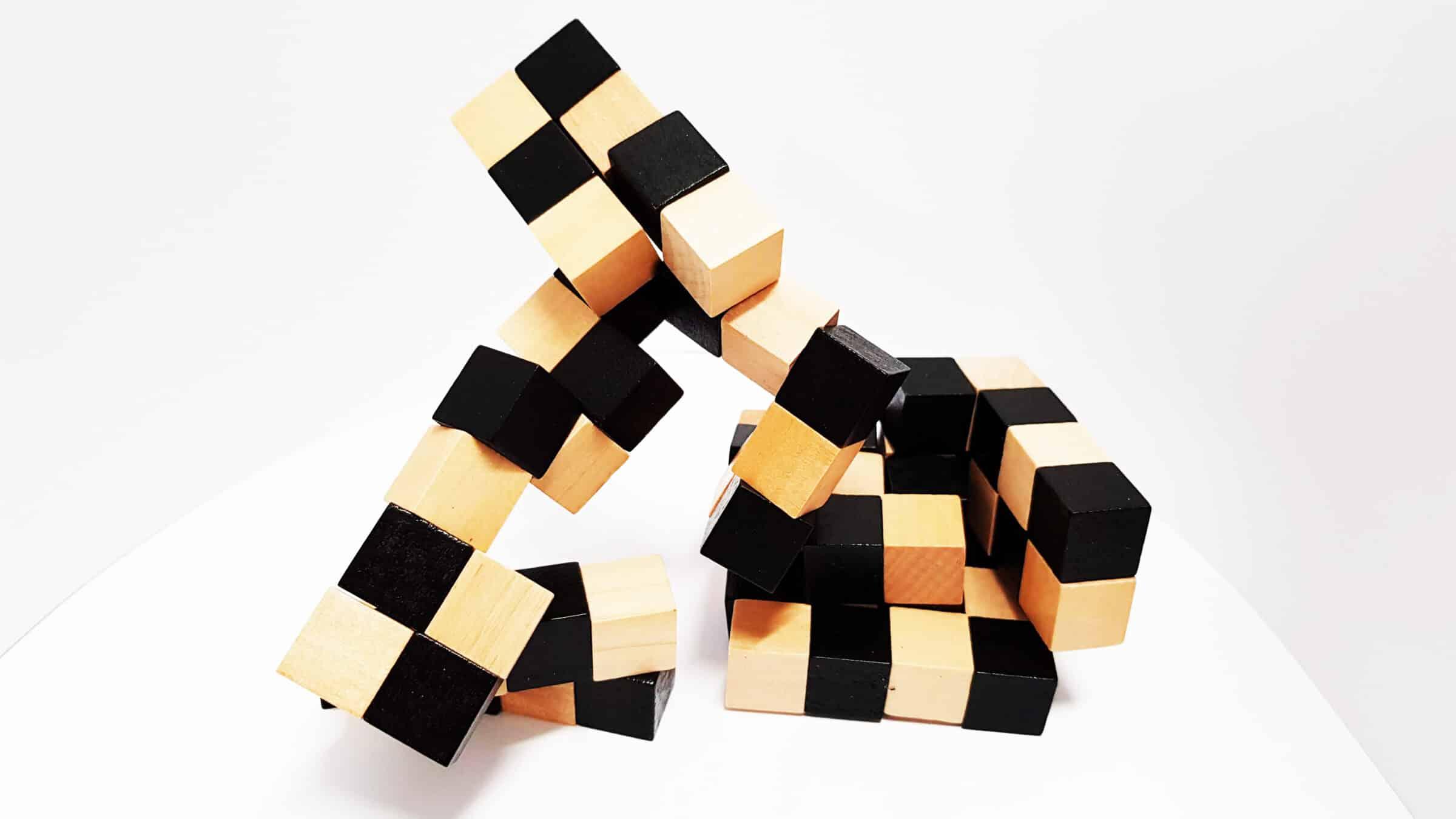 XL Puzzle Schlange