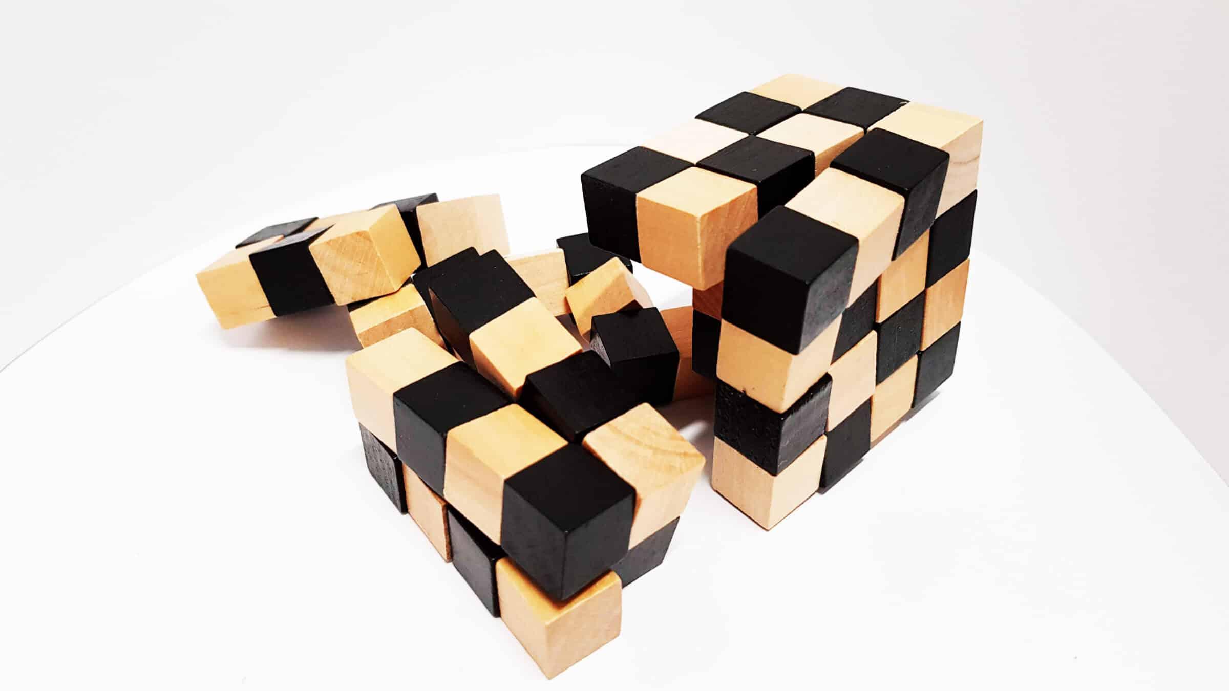 XL Puzzle Würfel
