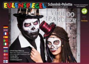 Voodoo Pärchen – Schminkpalette