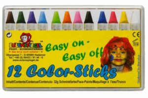 12 Color Sticks