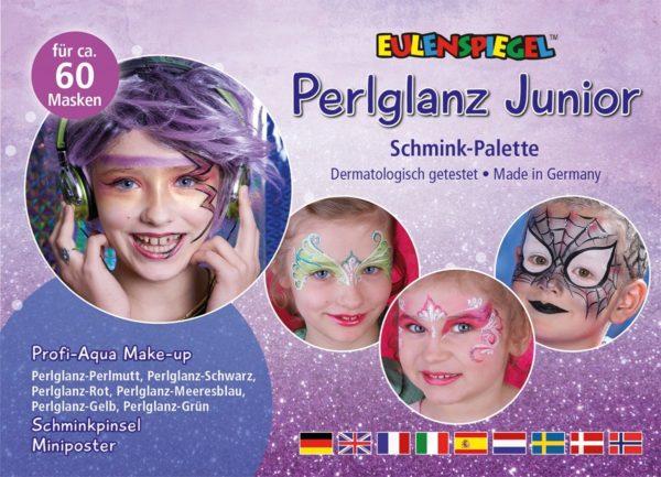 Perlglanz Junior Schminkpalette