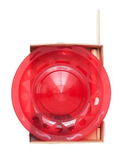 Jonglierteller Set Henrys – Rot
