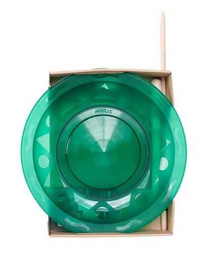 Jonglierteller Set Henrys – Grün