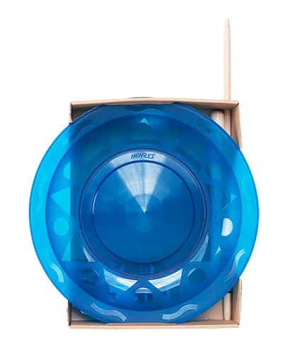 Jonglierteller Set Henrys – Blau