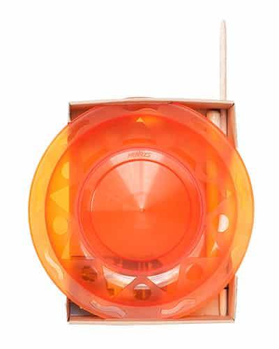 Jonglierteller Set Henrys – Orange
