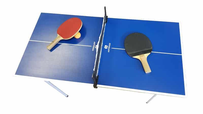 Mini Tischtennis Platte