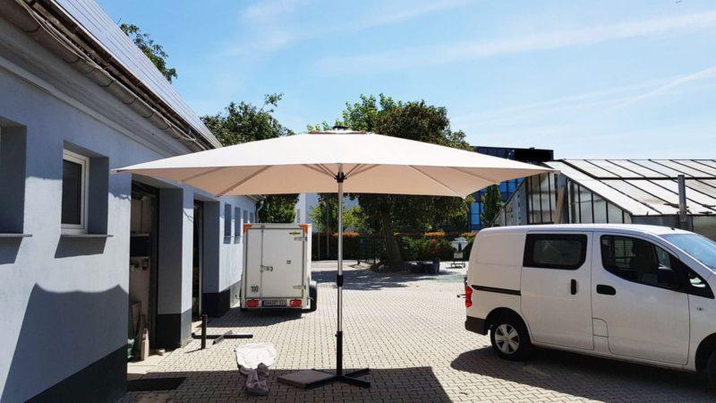 Sonnenschirm mieten