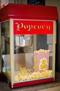 Popcornmaschine Anleitung