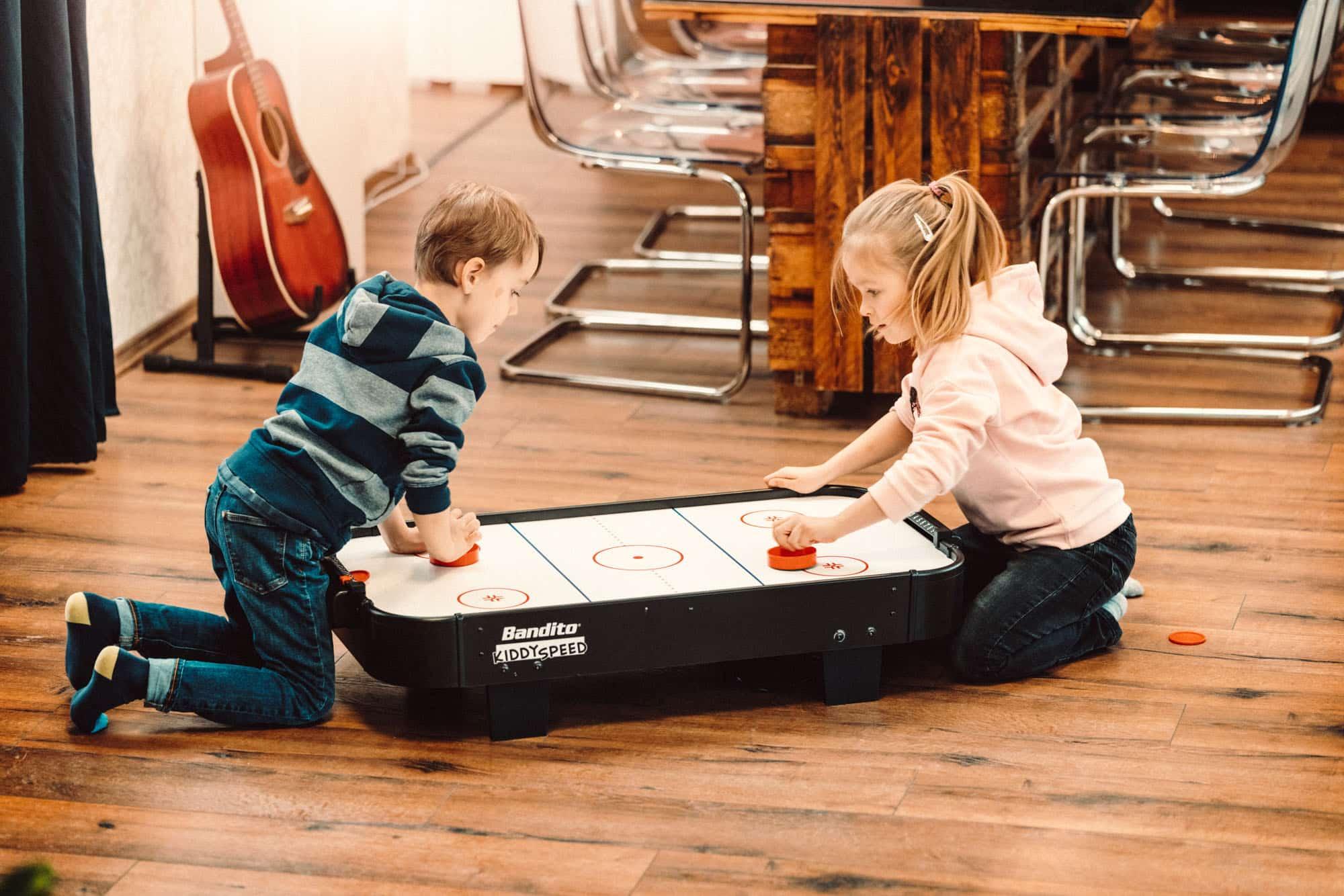 Airhockey KiddySpeed Tischaufleger
