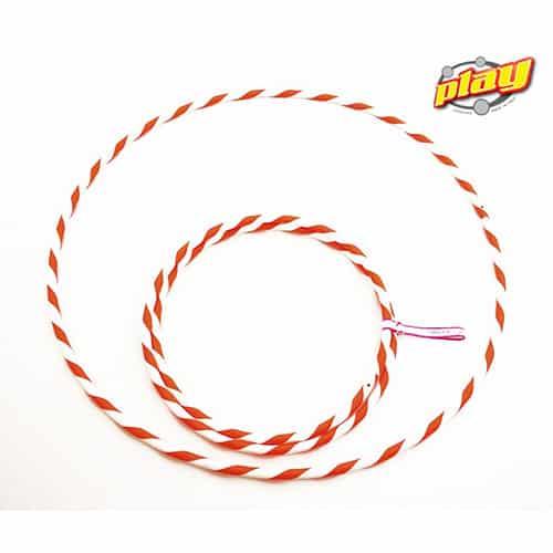 Perfect Hoop Deco weiß-orange 100cm
